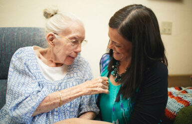 Staying Consistent and Patient When Communicating with Elderly Loved Ones: Tips to Remember