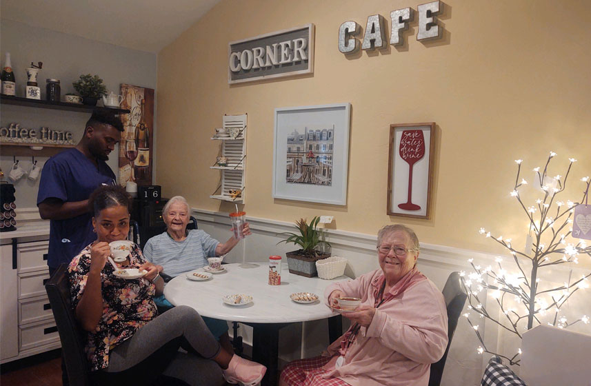Visiting loved ones in assisted living homes: key points to remember